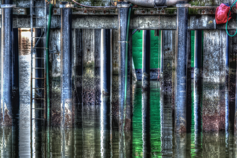 Pier-Reflection